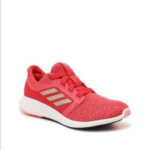 Adidas Edge Lux Lightweight Running Shoe 8.5, Red